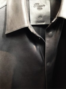 Raw+MAN Leather shirt