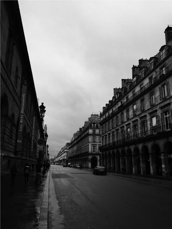 パリ市内3