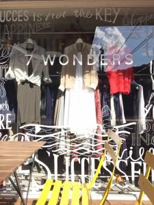 7 wonders EVENT